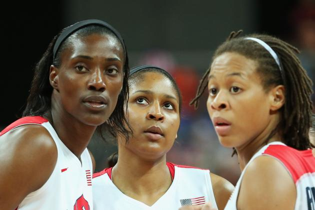 USA vs. Turkey Women's Basketball: Grades, Twitter Reaction and Analysis