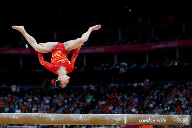Chinese Women's Gymnastics Team: Individual Performers That Will Wow London