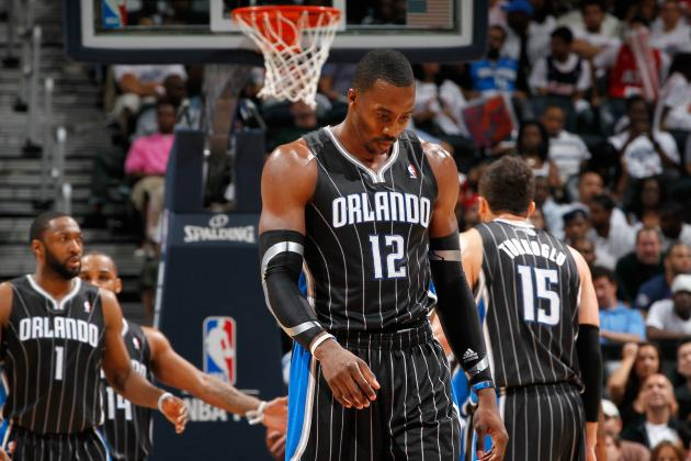 NBA Trade Rumors: Moving Dwight Howard ASAP Would Set Magic on Road to Recovery