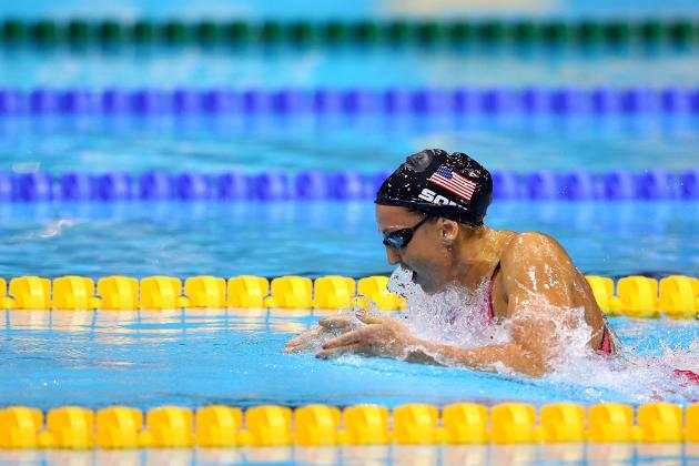 London 2012 Medal Count: Team USA Will Add to Total Swimming Medals in Day 6