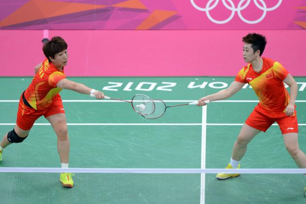 Olympic Badminton Scandal 2012: Athletes Shouldn't Have Been Banned for Strategy