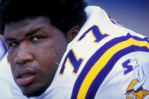 Minnesota Vikings: Remembering Vikings RT Korey Stringer