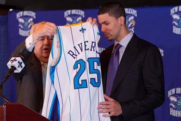 New Orleans Hornets Setting Up Austin Rivers to Fail with PG Experiment