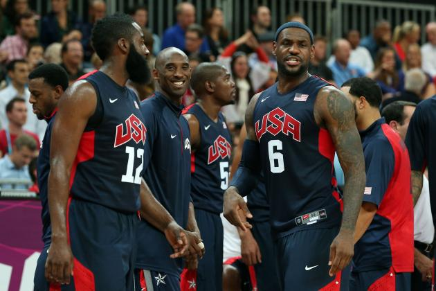 Olympic Basketball 2012: Making a Case for the U.S. Nickname, 'The Regime Team'