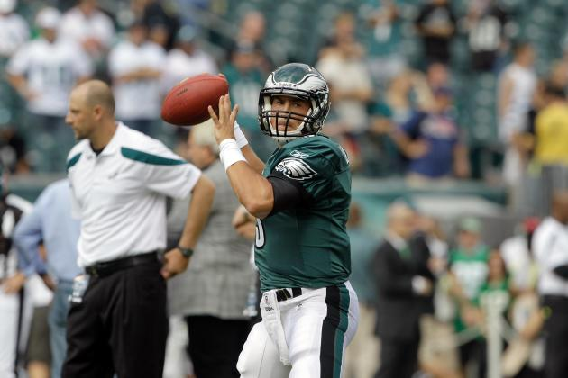 Philadelphia Eagles: Is Mike Kafka Really a Reliable Backup QB?
