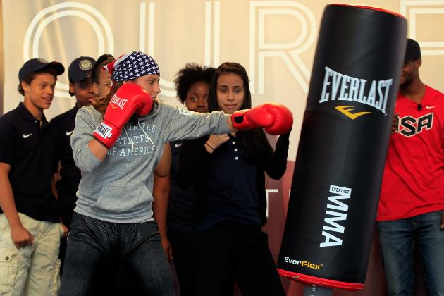 US Women's Boxer Marlen Esparza to Take Fledgling Olympic Sport to New Heights