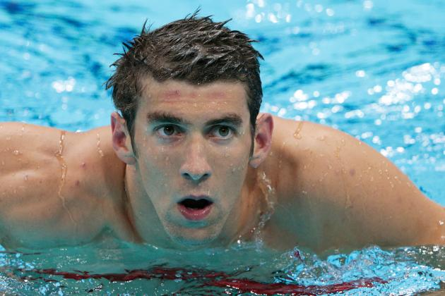 Michael Phelps Olympics 2012: Realistic Expectations for Phelps' Final Races