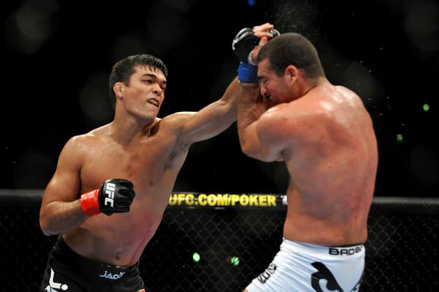 Lyoto Machida Not Thinking About Belt, Focused on Ryan Bader