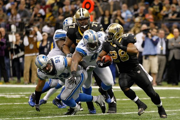 Saints Football: How Should the New Orleans Saints Split Carries in 2012?