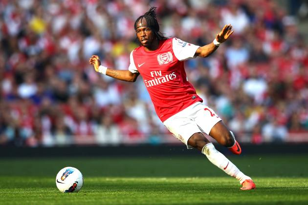 Gervinho's Excellent Preseason Form a Terrific Sign for Arsenal
