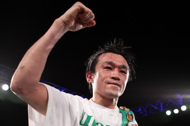 Toshiaki Nishioka to Face Nonito Donaire Instead of Jorge Arce?