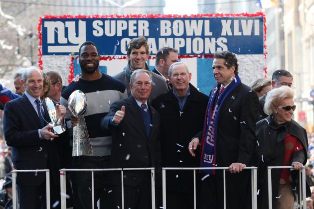 If the New York Giants Repeat This Year, Are They Officially a Dynasty?