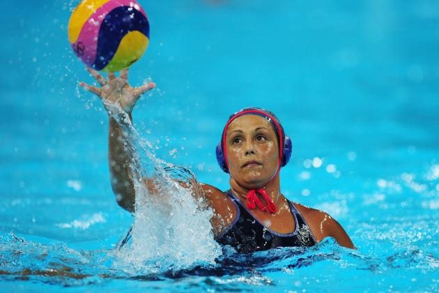 NBC Botches Coverage by Airing Olympic Women's Water Polo Wardrobe Malfunction