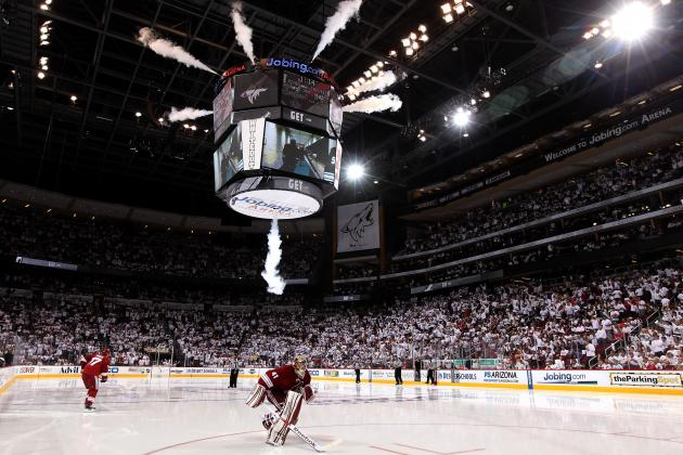 Still No Movement on Greg Jamison's Attempt to Buy the Phoenix Coyotes