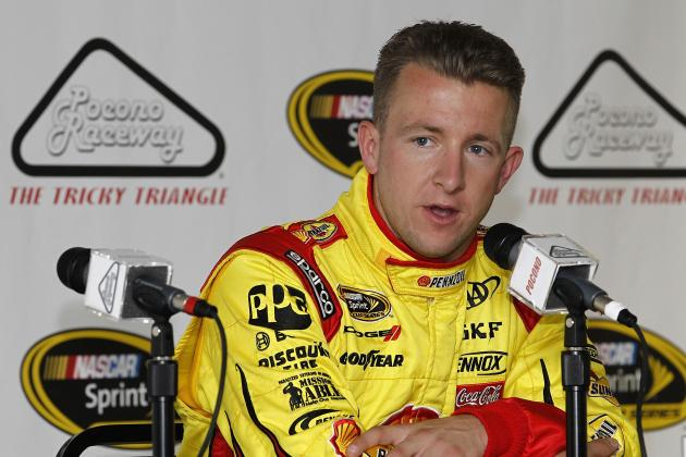 NASCAR Sprint Cup: Where Do A.J. Allmendinger, Penske Racing Go from Here?