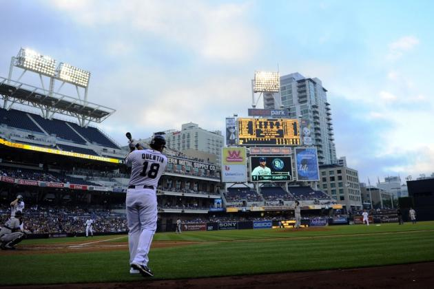 Predicting the 2013 San Diego Padres' Opening Day Lineup and Rotation
