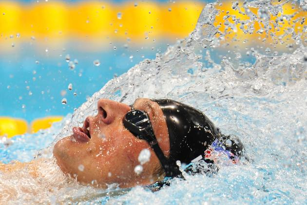 Ryan Lochte Olympics 2012: Day 6 Is Ultimate Test for American Swimmer