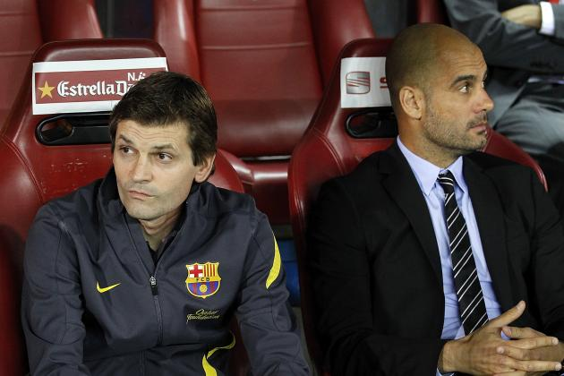 FC Barcelona: What to Expect from Tiki-Taka Masters Under Tito Vilanova