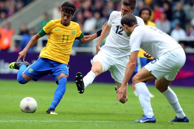 Brazil Olympic Soccer: Does Anyone Stand a Chance Against Neymar and Brazil?