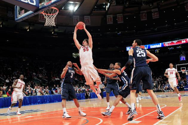 Getting the Big East Back to What It Was Once Known For—Rebounding