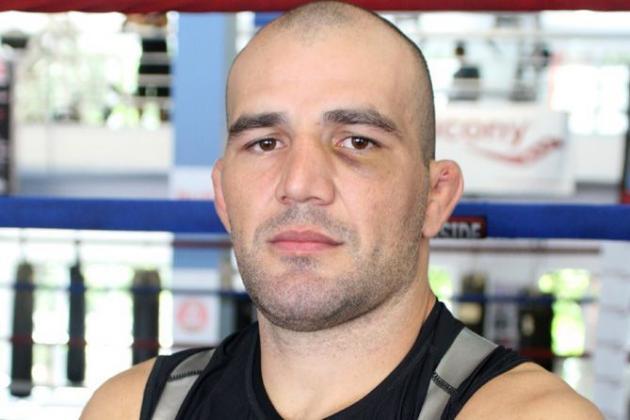 UFC 153: Glover Teixeira Promises to KO Quinton 'Rampage' Jackson