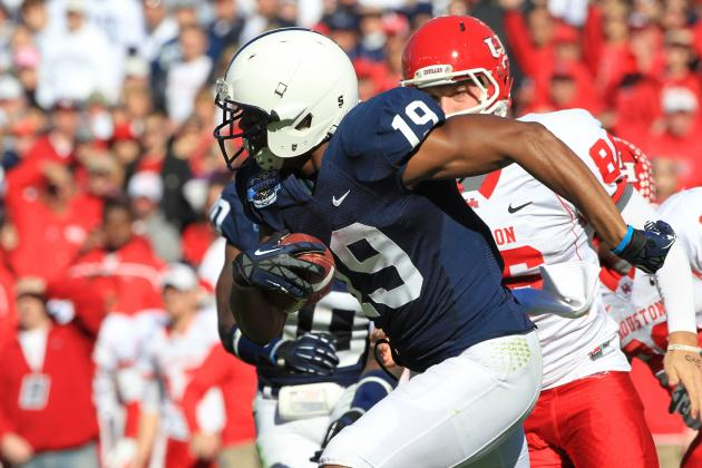 Penn State Football: Could Justin Brown Be Next to Leave?