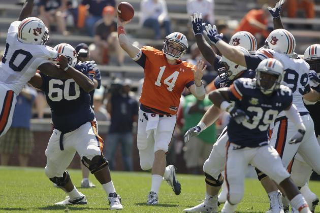 Auburn Football: QB Zeke Pike's Dismissal Not a Huge Loss for the Tigers