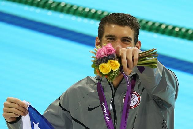 Olympic Games 2012: Is Michael Phelps Greatest Olympian Ever?
