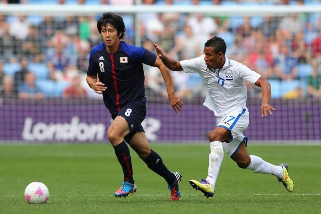Japan vs. Egypt Olympic Soccer: Start Time, Live Stream, TV Info & More