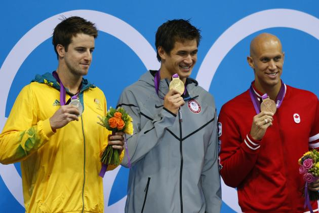 Nathan Adrian Sneaks Away with Gold After Dramatic Photo Finish