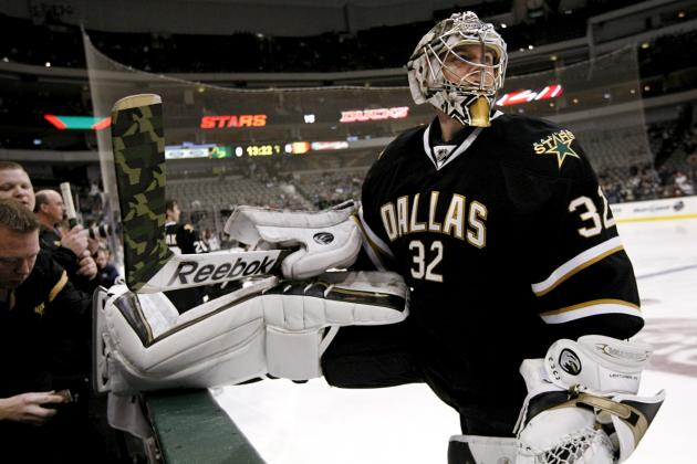 Dallas Stars: Can They Count on Kari Lehtonen in 2012-13?