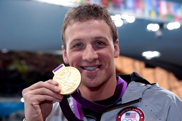 Ryan Lochte Poised to Dominate in 200 Back and 200 Individual Medley