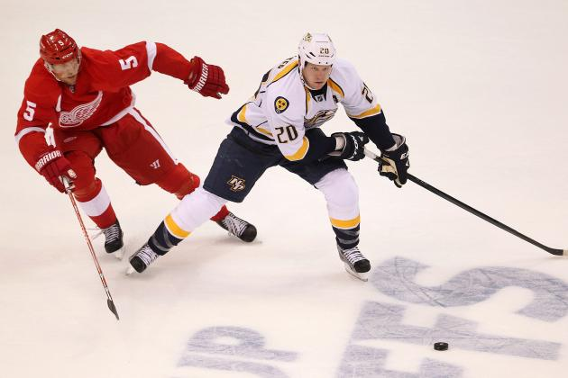 Detroit Red Wings: Defense Should Do Well in 2012-13 Without Nick Lidstrom