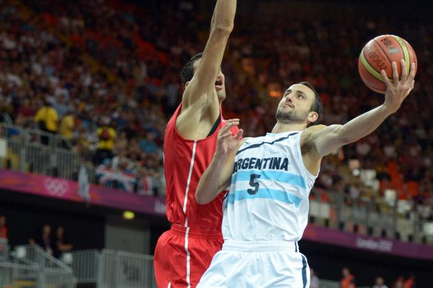 Argentina vs. Tunisia Olympic Basketball: Grades, Twitter Reaction and Analysis