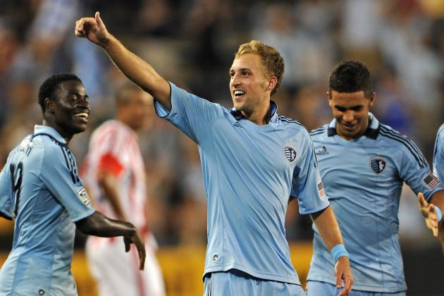 Sporting Kansas City Gets Fluke Equalizer, Draws with Stoke City 1-1