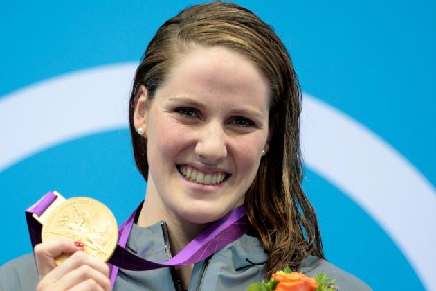 Missy Franklin: Staying an Amateur the Right Idea for 17-Year-Old Swimmer