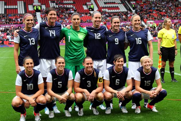 USA vs New Zealand Women's Olympic Soccer: Start Time, Live Stream, TV & More