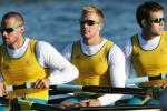 Australian Olympic Rower Busted for Late-Night London Mischief