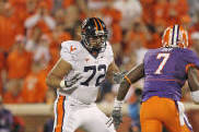 Virginia Football: Interview with 2013 NFL Draft Prospect Oday Aboushi