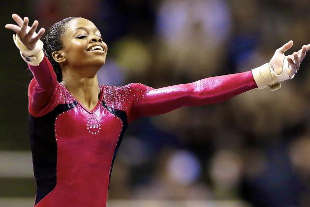 Olympic Women's Gymnastics All-Around Results 2012: Live Scores & Highlights