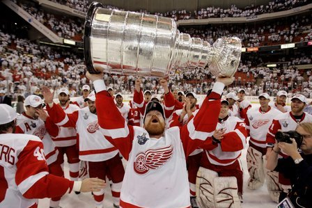 What If We Lost the Red Wings?