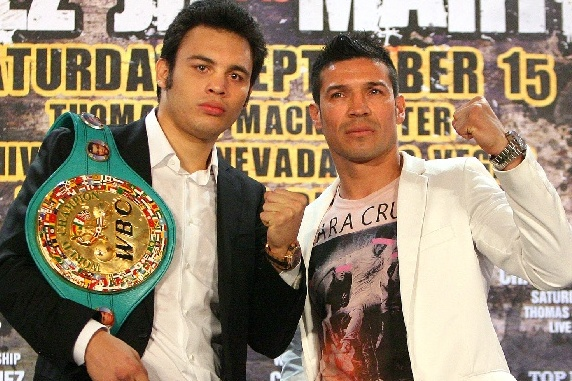 Rigondeaux-Marroquin on Chavez Jr.-Martinez Card
