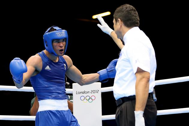 Boxing Body Expels Referee from London Olympics