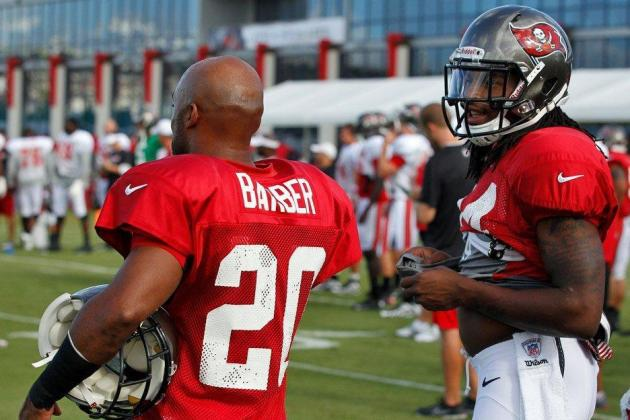 Tampa Bay Buccaneers Training Camp Day 6: Mark Barron Can't 'Toe' the Line
