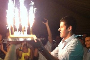 Malkin Celebrates 26th Birthday
