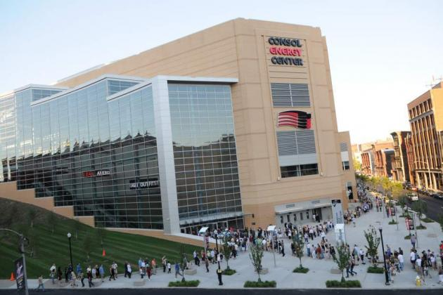 Penguins Hire New Management Firm to Operate Consol Arena