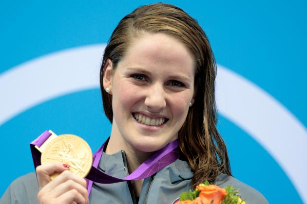 Missy Franklin and the Best Teenage Swimmers of the London Games