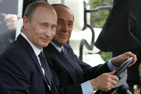 AC Milan Owner Berlusconi to Sell Vladimir Putin a Stake in Club?