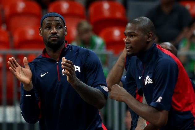 What a Failure to Win Gold in London Would Mean for American Basketball