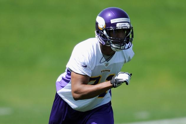 Minnesota Vikings Training Camp Update: Secondary Still Cloudy